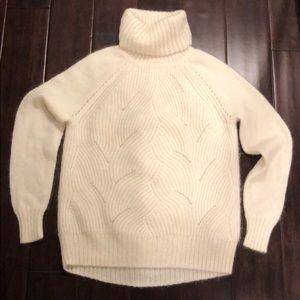 Rebecca Taylor turtleneck sweater size XS